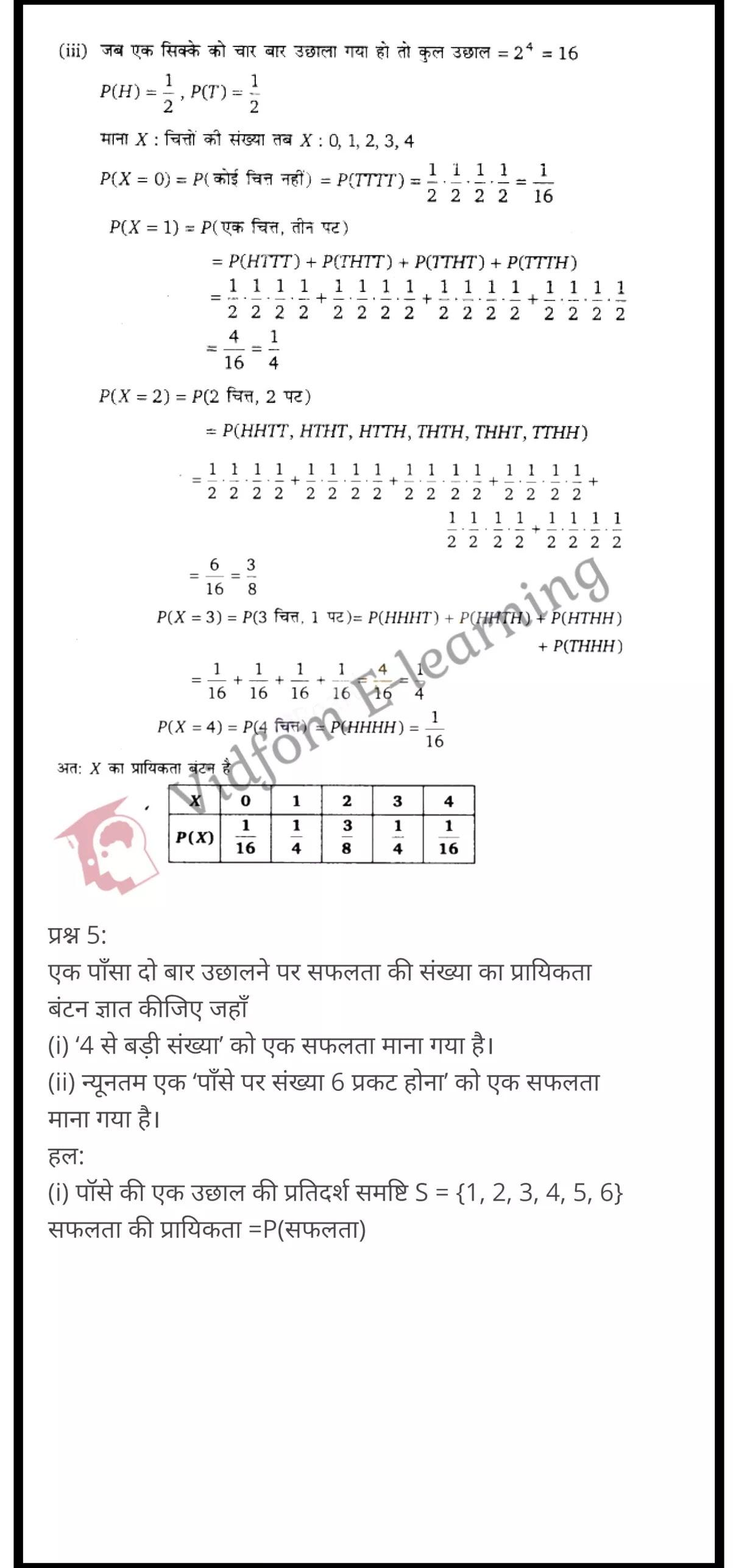 class 12 maths chapter 13 light hindi medium 29