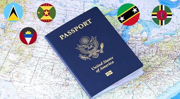 أحصل على جنسية و جواز سفر من دول الكاريبي