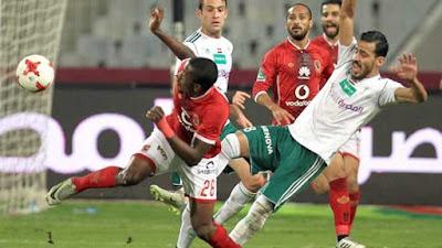 موعد مباراة المصري ضد الأهلي والقنوات الناقلة