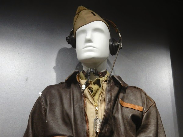 Jack O'Connell Unbroken Bombardier film costume