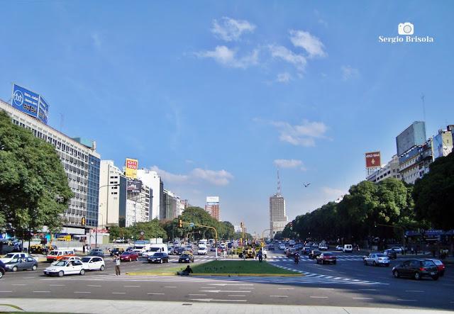 Avenida 9 de Julio - Buenos Aires