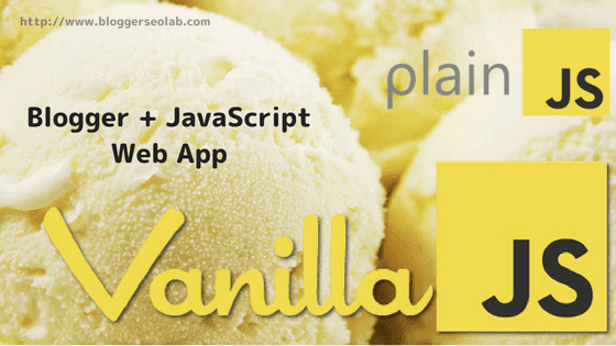 How to host JavaScript/JQuery web app on blogger Free