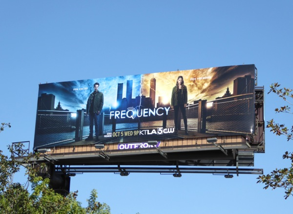 Frequency season 1 billboard