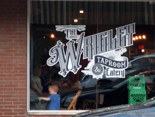 the wrigley taproom and eatery in Corbin, KY
