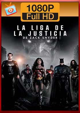 La Liga de la Justicia de Zack Snyder (2021) [1080p – Latino] HD