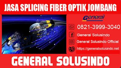 Jasa splicing fiber optic jombang terbaik