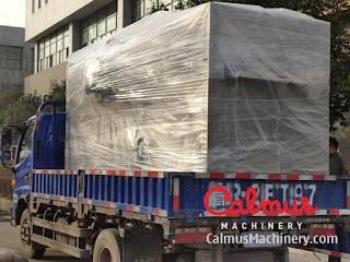 Bag-in-Box Aseptic Filler ASP-BIBF100A Shipped to Jiangsu China -1