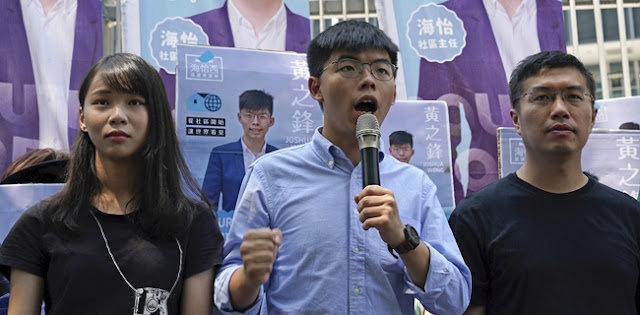 Aktivis Joshua Wong Ajak Boikot Film Mulan, Netizen China: Kami Jadi Punya Alasan Untuk Menontonnya