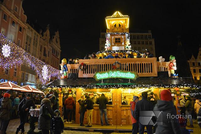 Najpiękniejsze Jarmarki Bożonarodzeniowe w Europie - Wrocław