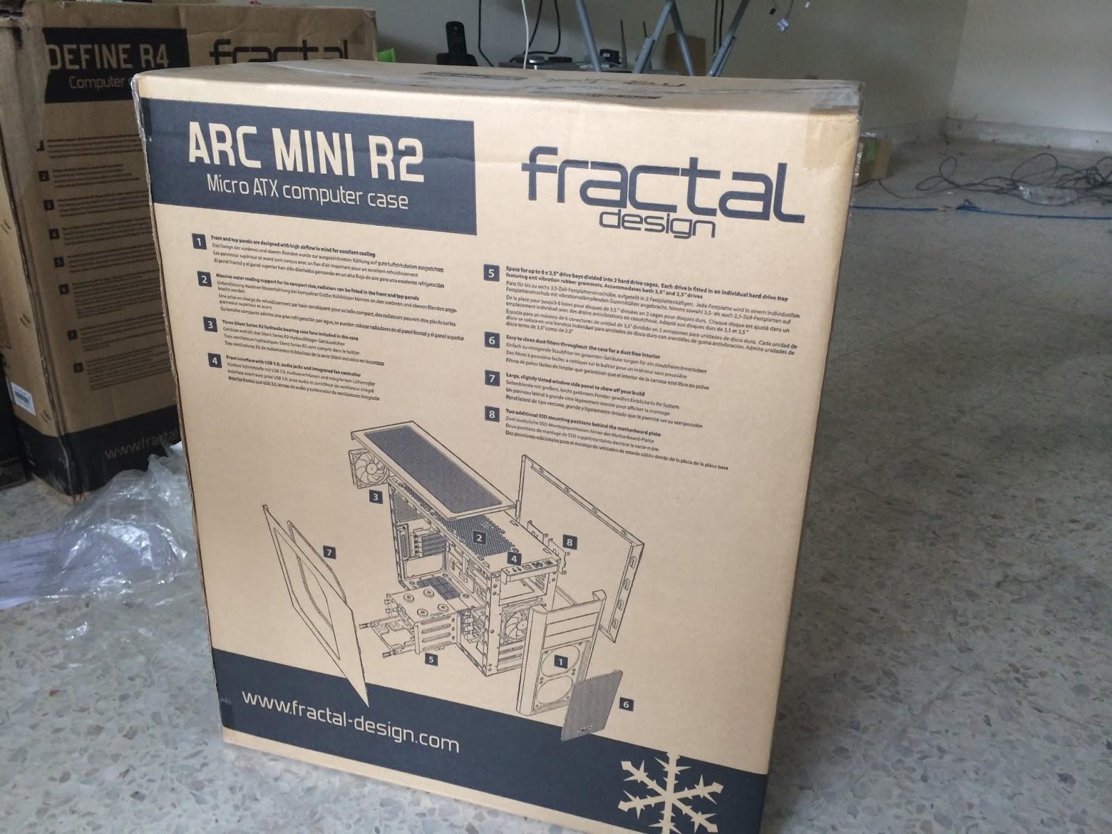 Fractal Design Arc Mini R2 104