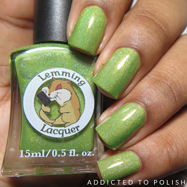 Lemming Lacquer Fort Kickass