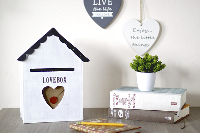 DIY LoveBox Parejas Comunicación y Convivencia