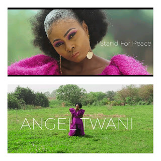 Angel Twani - I Stand For Peace