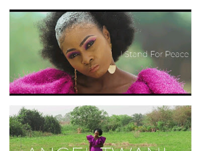 VIDEO: Angel Twani - I Stand For Peace || @iamangeltwani