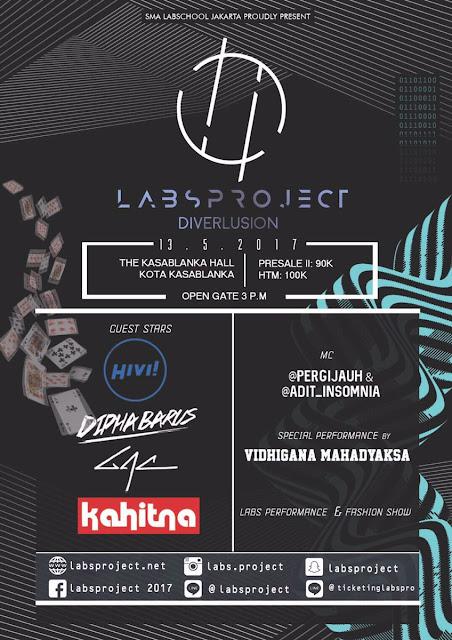 Labs Project 2017 - Lorong Musik