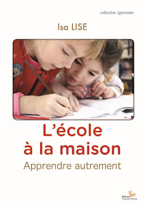 livre école à la maison