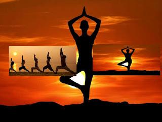 Yoga is a modern-day yoga is a modern yoga. Yoga from Yoga, Lokakyana from Yoga. Worldly welfare.