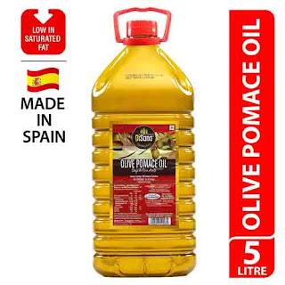 Disano Olive Pomace Oil, 5L