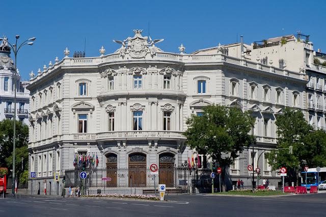 Los Fenómenos Extraños del Palacio de Linares