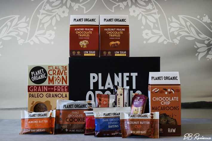 Planet Organic Vegan Chocolate Lover Hamper