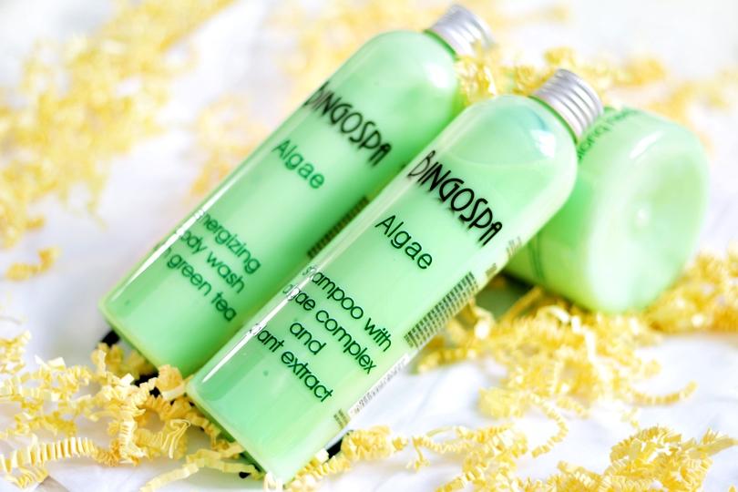 bingospa, beauty, algae, algi, morskie, szampon, serum, balsam, żel, odżywka, oland, spa, ciało, ujędrniające,