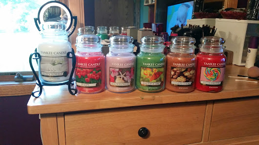 Yankee Candle Summer SAS Haul #2