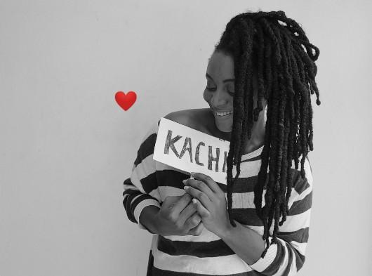 I'm Kachi's wife