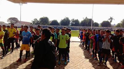 SS Lampung FC Gelar Seleksi Pemain