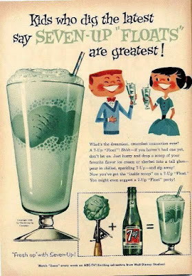 Seven-Up Floats