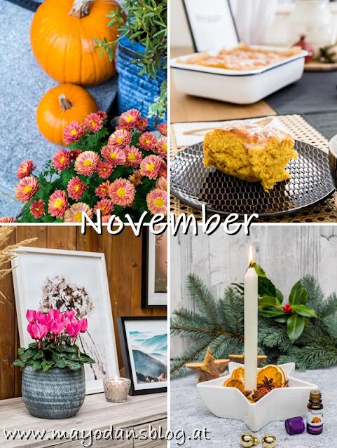 Blogrückblick im November