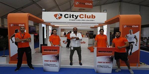 City Club emploi