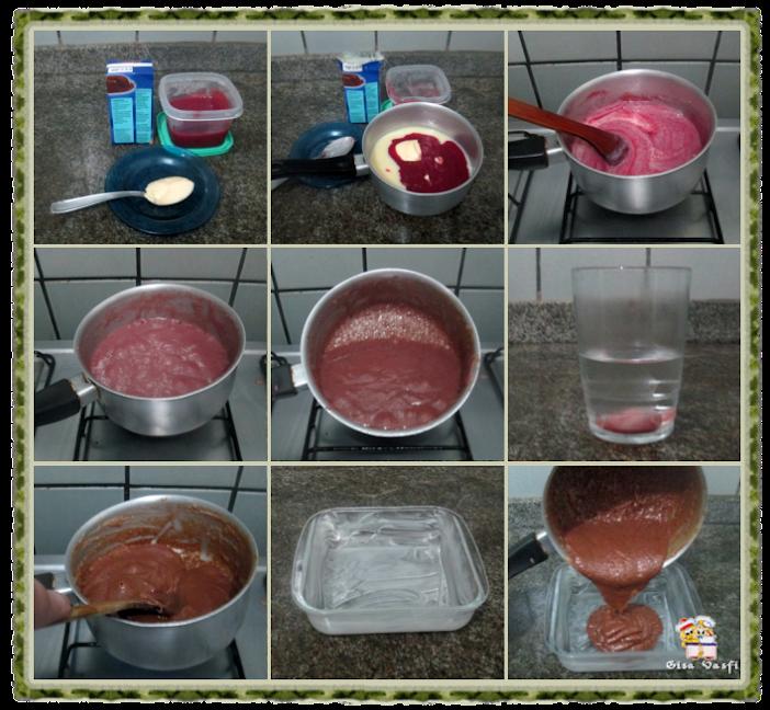 Bala de morangos 3