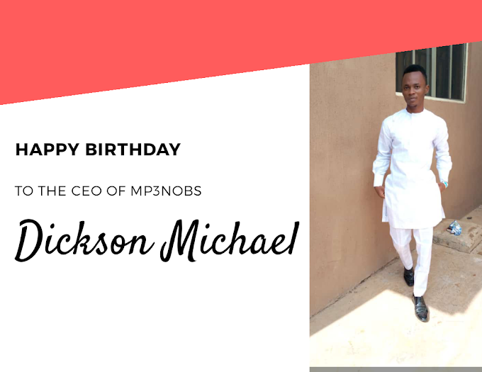 Happy Birthday to CEO of mp3nobs