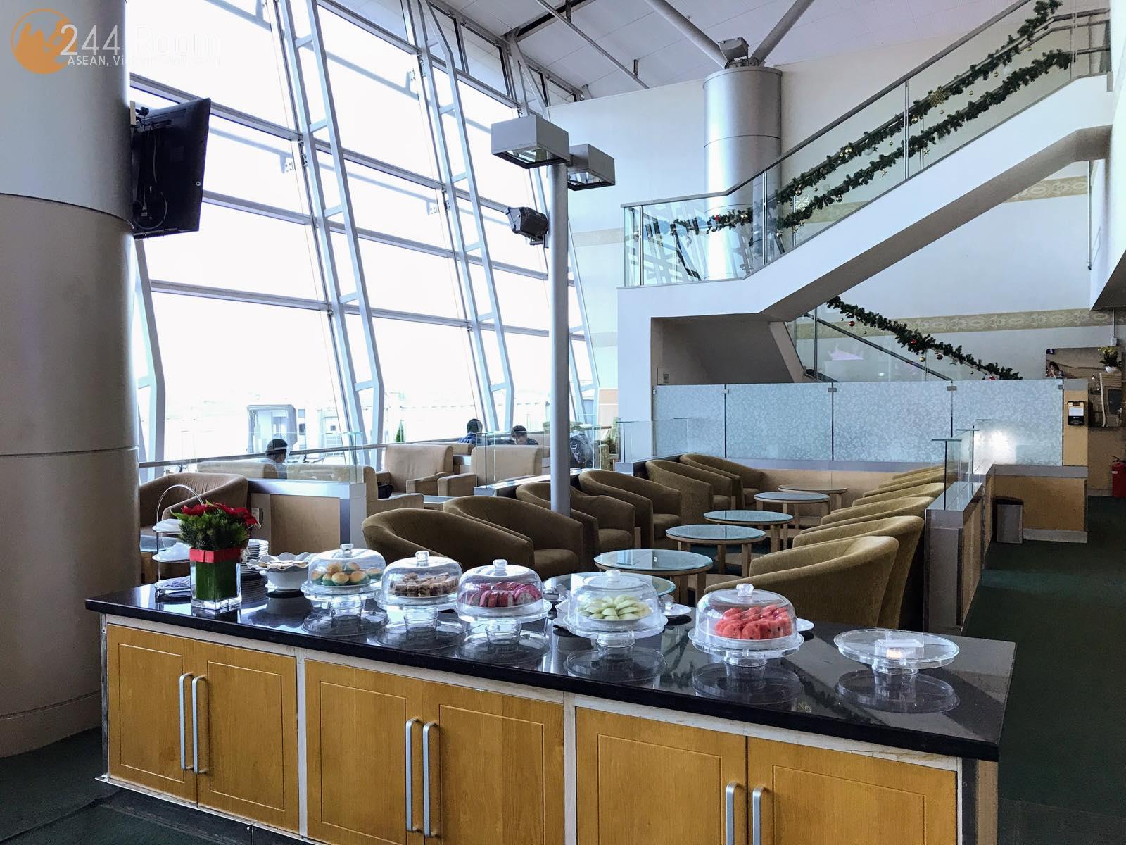 Tansonnhat Orchid Lounge タンソンニャット国際空港オーキッドラウンジ3