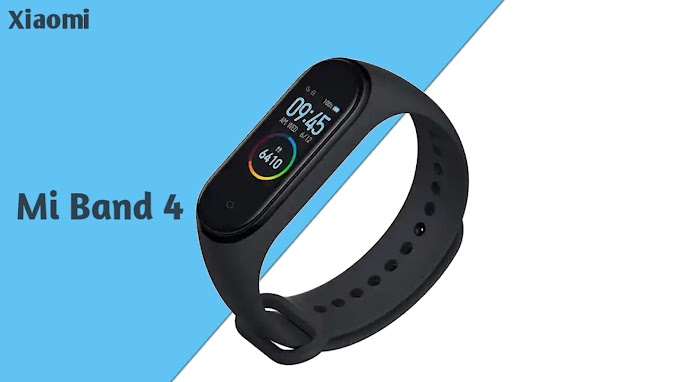 Xiaomi Launch Mi Band 4 - Features and Specifications