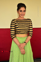 Actress Regina Candra Latest Pos in Green Long Skirt at Nakshatram Movie Teaser Launch  0115.JPG