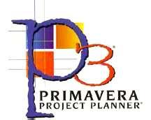 logo primavera project planner