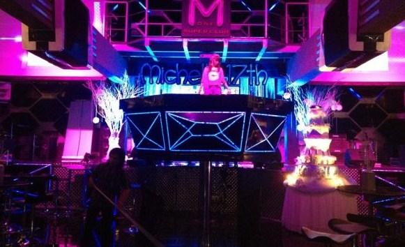 Diskotik M1 Super Club Surabaya