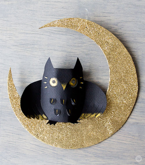 my owl barn diy hanging origami owl and moon cloche