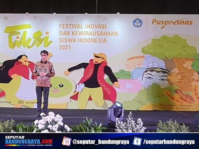 Festival Inovasi dan Kewirausahaan Siswa Indonesia (FIKSI) Jenjang SMA/MA dan SMK Digelar 11 s.d 16 Oktober 2021