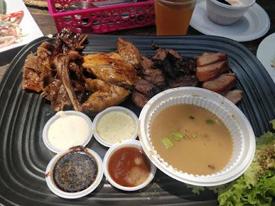 Jom Makan BBQ Lamb KL Kemensah