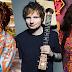 Ed Sheeran revela tracklist de seu disco de colaborações e tem Camila Cabello, Cardi B e Bruno Mars