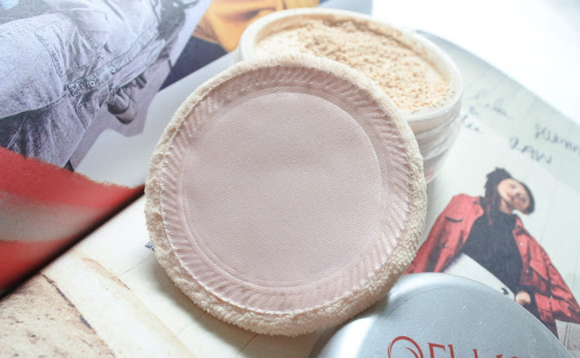Elsheskin Natural Loose Powder for Acne