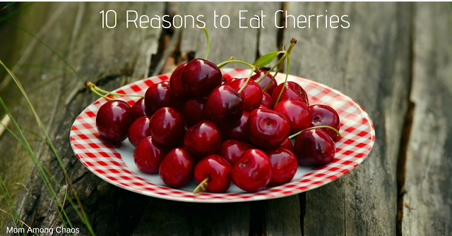 10 reasons to eat cherries, cherries, health, recipes, drinks, sauce, cobbler, pies, benefits,