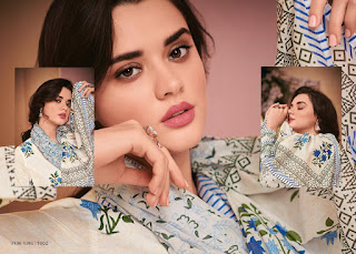Mumtaz Arts Spring Floral Cotton lawn Suits catalog