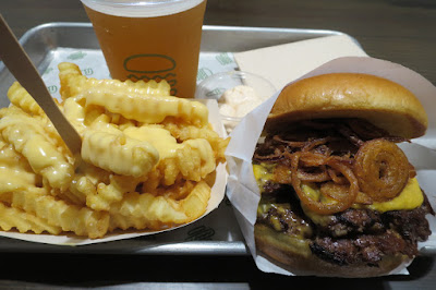 Shake Shack - Shackmeister burger