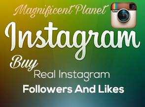 Get Real Naija Instagram Facebook And YouTube Followers by Magnificient Planet