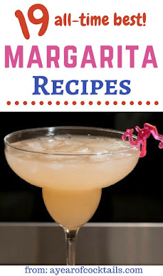 Perfect for Cinco de Mayo!! These are the absolute best margarita recipes I've ever seen