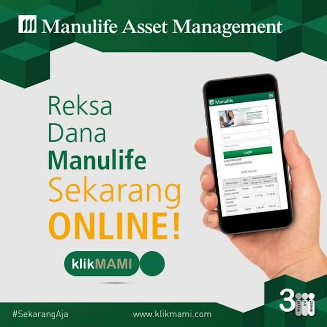 Cara Memulai Investasi Online di KlikMAMI Manulife
