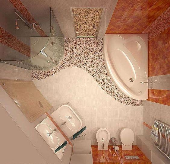 แปลนห้องน้ำ